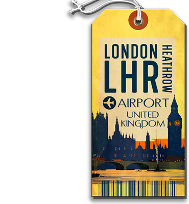 Travel & Luggage Tags