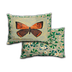 American Copper Butterfly - Pillow - American Copper