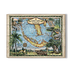 Historic Sanibel-Captiva Vintage Map - Sanibel-Captiva, FL