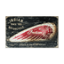 Indian Motorcycle Stand-Off Domed Metal Gas Tank Sign - Indian Motorcycle Stand-Off Domed Metal Gas Tank Sign