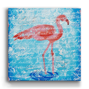 Flamingo One Box Art