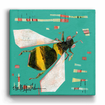 Honey Bee Box Art