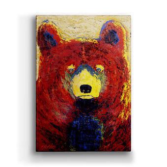 Red Bear Box Art