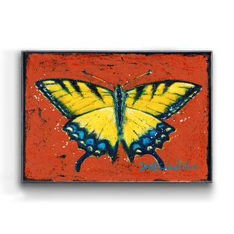 Yellow Swallowtail Box Art