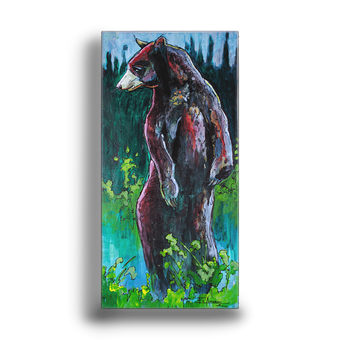 Black Bear Box Art