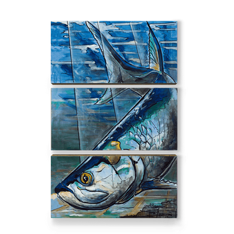 Tarpon 3 Piece Box Art