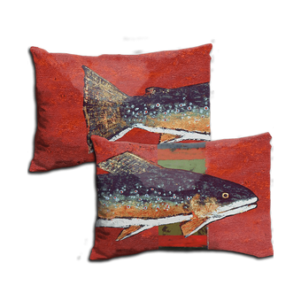 Brook Trout - Pillow