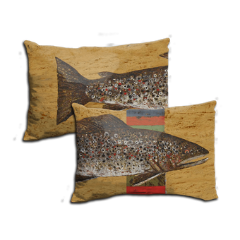 Brown Trout - Pillow