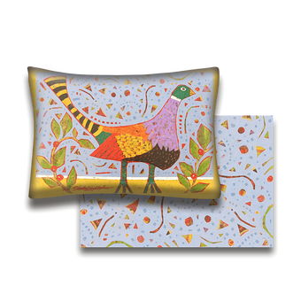 Pleasant Pheasant - Pillow