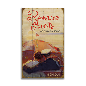 Romance Awaits Sign