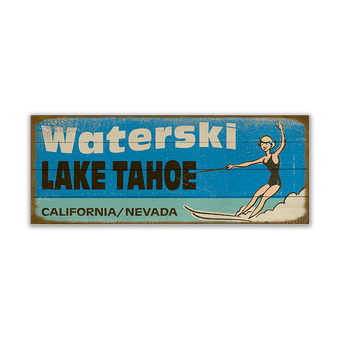 Waterski for Fun! Sign