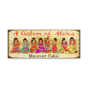 A Custom Of Aloha