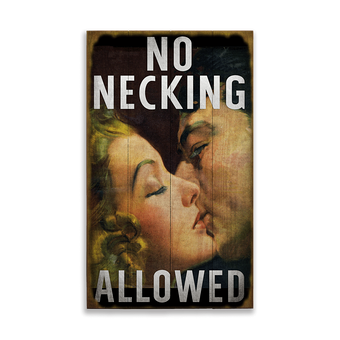 No Necking Allowed