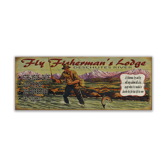 Fly Fisherman's Lodge