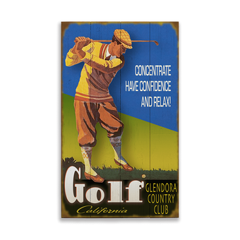 Concentrate - Golf