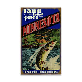 Land the Big Ones (Muskie)