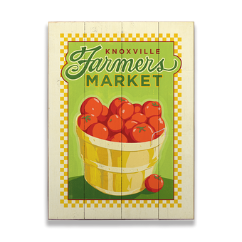 Farmers Market (Tomatoes)