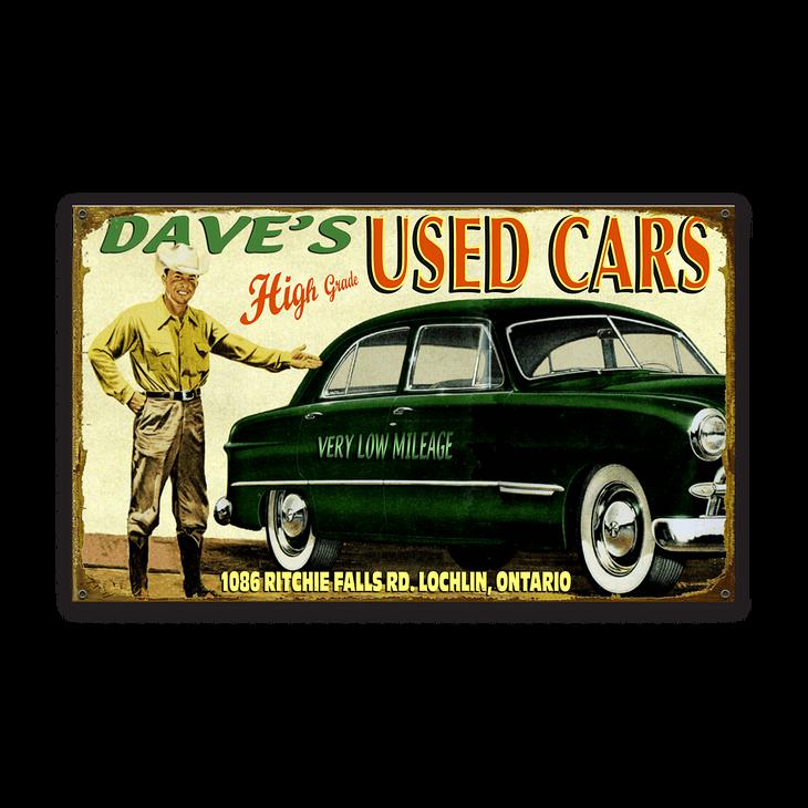 Used Car Wholesale Salesman